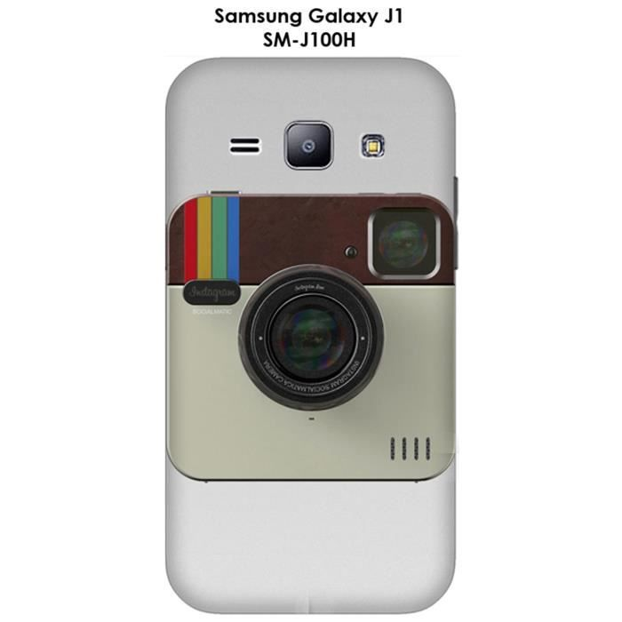 Coque Samsung Galaxy J1 - SM-J100H Polaroïd