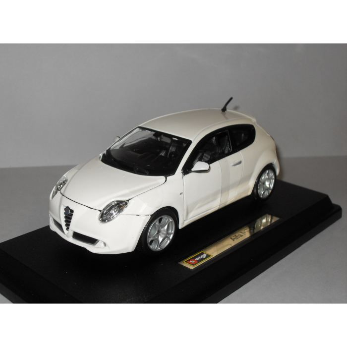 alfa romeo mito 2009 achat vente voiture construire cdiscount. Black Bedroom Furniture Sets. Home Design Ideas