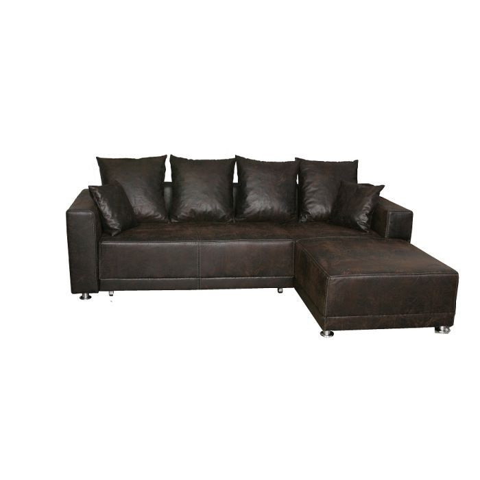 canape flash reversible et convertible achat vente canap sofa divan tissu cuir. Black Bedroom Furniture Sets. Home Design Ideas