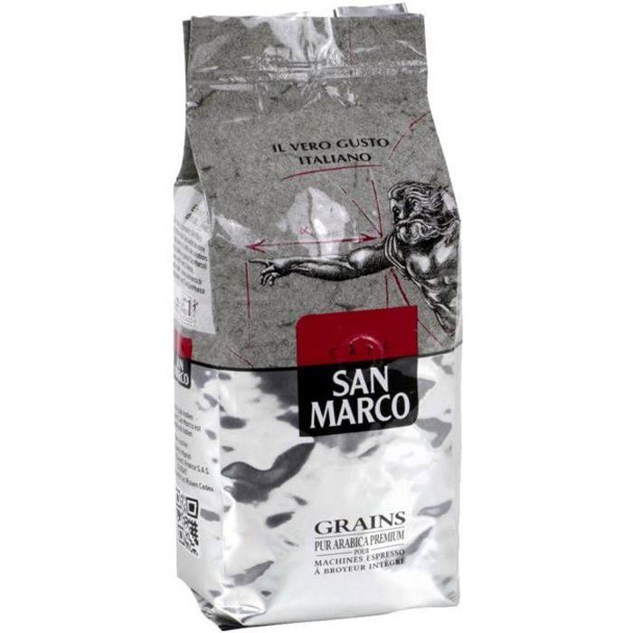 CAFÉ San Marco Café En Grains 1Kg