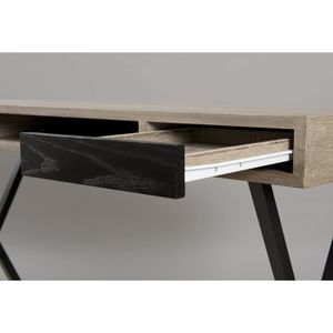 bureau scandinave achat vente bureau scandinave pas cher cdiscount. Black Bedroom Furniture Sets. Home Design Ideas
