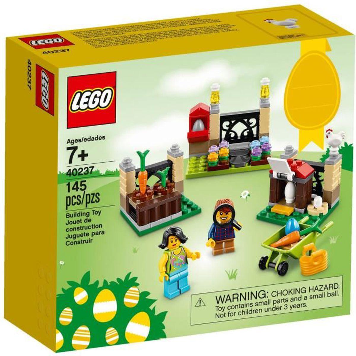 PROMO Pâques Set Lego Gingerbread Man maison 5005156