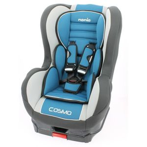 RÉHAUSSEUR AUTO NANIA RéhausseurGroupe 1 Luxe Cosmo SP Isofix