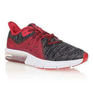 air max sequent 3 rouge