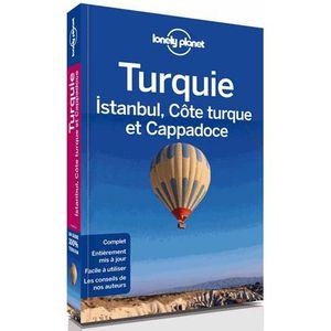 GUIDES MONDE Turquie, Istanbul, côte turque et Cappadoce