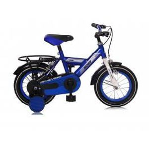 velo mickeybike 16 pouces bleu taille h 16 prix pas cher cdiscount. Black Bedroom Furniture Sets. Home Design Ideas