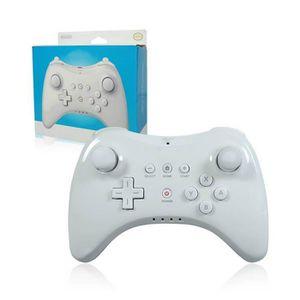 MANETTE JEUX VIDÉO Gamepad Télécommande sans fil Pour Nintendo Wii U