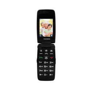 Téléphone portable Téléphone Portable Thomson Serea 62 Rouge