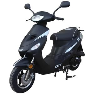 SCOOTER SCOOTER A5 50CC EURO4 NOIR