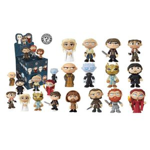 FIGURINE - PERSONNAGE Figurine - Game of Thrones Mystery Minis Serie 3 -