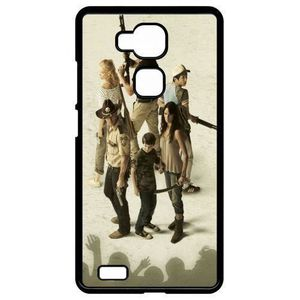 FOND DE STUDIO coque huawei ascend mate 7 the walking dead 1