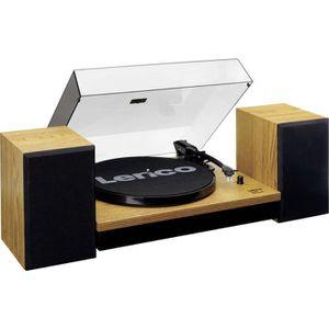 PLATINE VINYLE Platine tourne-disque Lenco LS-300 ref1845042