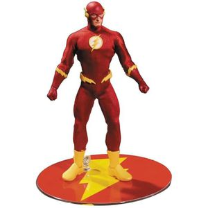 FIGURINE - PERSONNAGE Figurine DC Universe : 1 / 12 The Flash