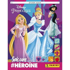 CARTE A COLLECTIONNER Panini - Disney PRINCESSES Album