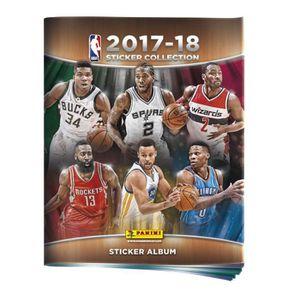 CARTE A COLLECTIONNER PANINI NBA 2017-2018 Album