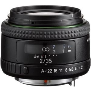 OBJECTIF Objectif pour Reflex Pentax FA 35mm F2 AL