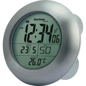 HORLOGE - PENDULE Horloge radio-pilotée de salle de bain Technoli…