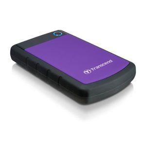 DISQUE DUR EXTERNE Transcend Disque Dur HD Externe StoreJet 25H3 USB