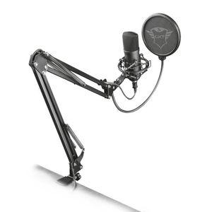 MICROPHONE Trust GXT 252+ Emita Plus, Microphone de studio, C