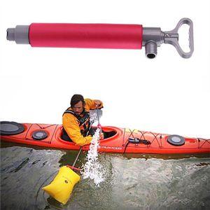 POMPE DE CALE Kayak Pompe de cale Paddlers Pompe à main Pompe de