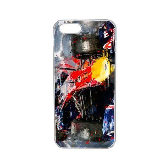 coque formule one red bull 2 compatible iphone 5s