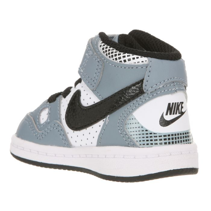 nike baskets son of force mid td b b gar on gris. Black Bedroom Furniture Sets. Home Design Ideas