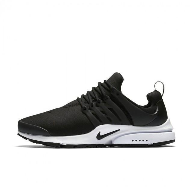 NIKE Baskets Air Presto Essential - Homme - Noir