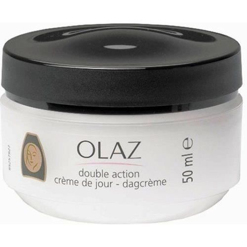 Oil Of Olaz - 81074570 - Crème Quotidienne de Jour pour Peaux Normales ou Sèches - 50 ml