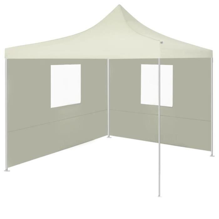 🕊9368Moderne-Tonnelle de jardin - Tente de réception pliable Tonnelle de Réception Jardin Chapiteau- Tente Pliante Barnum Pavillon