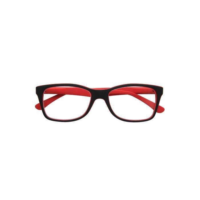 BLACK & RED - Lunette de lecture - modèle mixte - 7200 - dioptrie:1.00