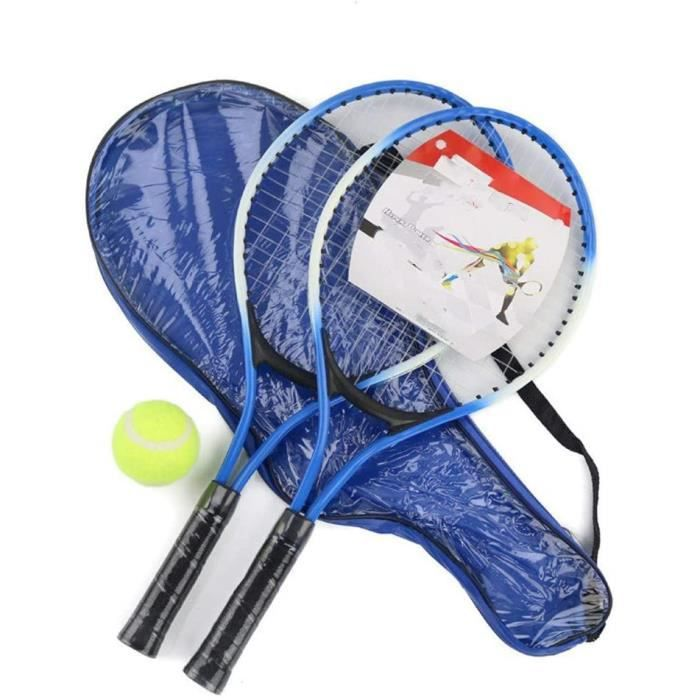 Ensemble de 2 jeunes Radical Raquette de tennis, Raquette de tennis Enfants Raquette de tennis Raquettes Equipé de Sac Gratuit p,23