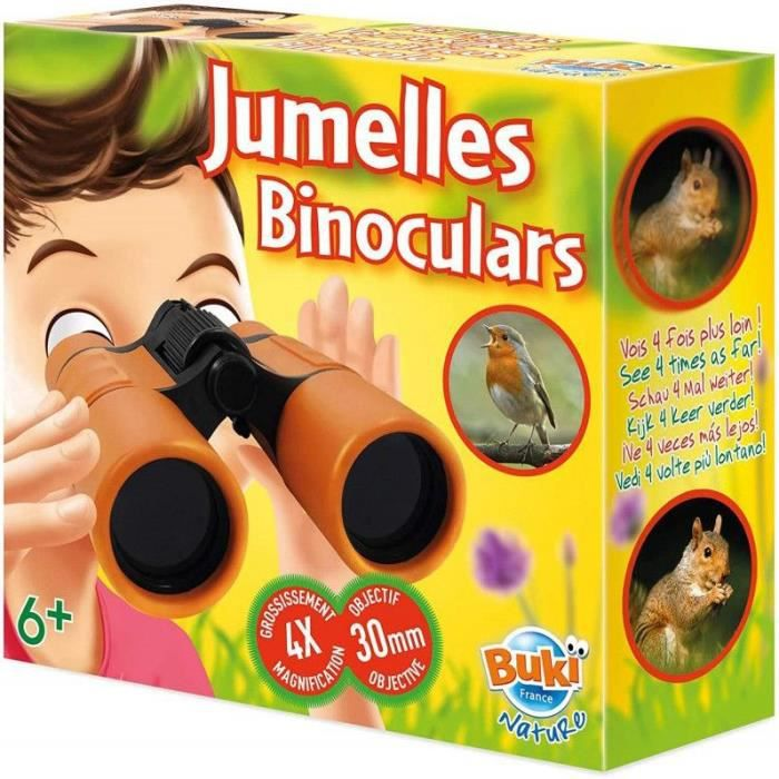 BUKI FRANCE Jumelles binoculars