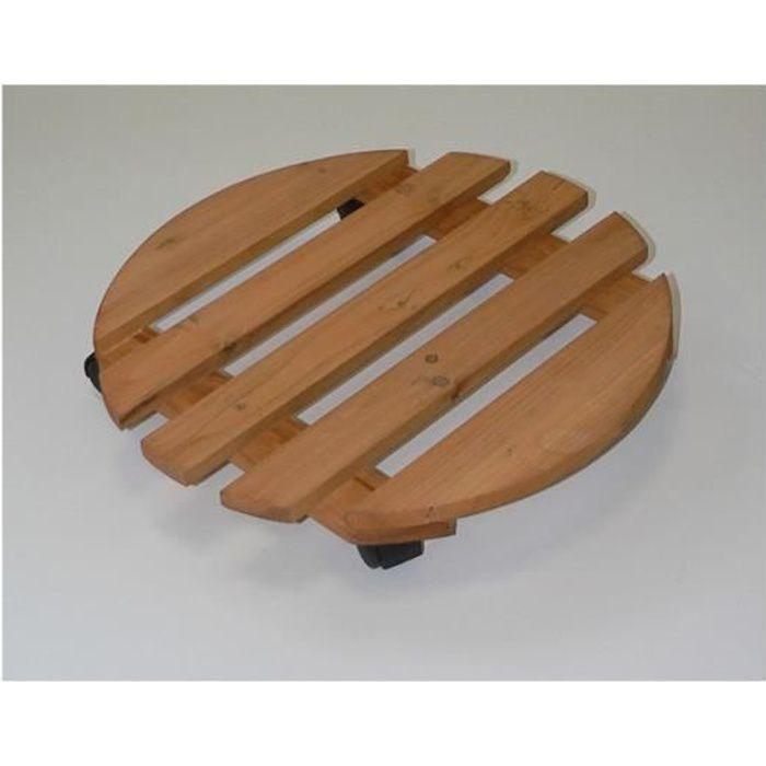 Roule pot rond diam.35cm naturel ref.400