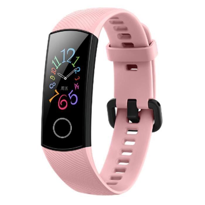 Huawei Honor Band 5 Smartband AMOLED Oxygen Blood Rage Tracker GPS de Sommeil Sport