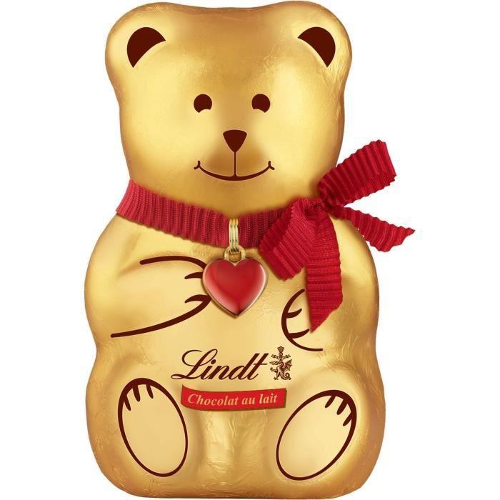 LINDT Ours Lait - 100 g