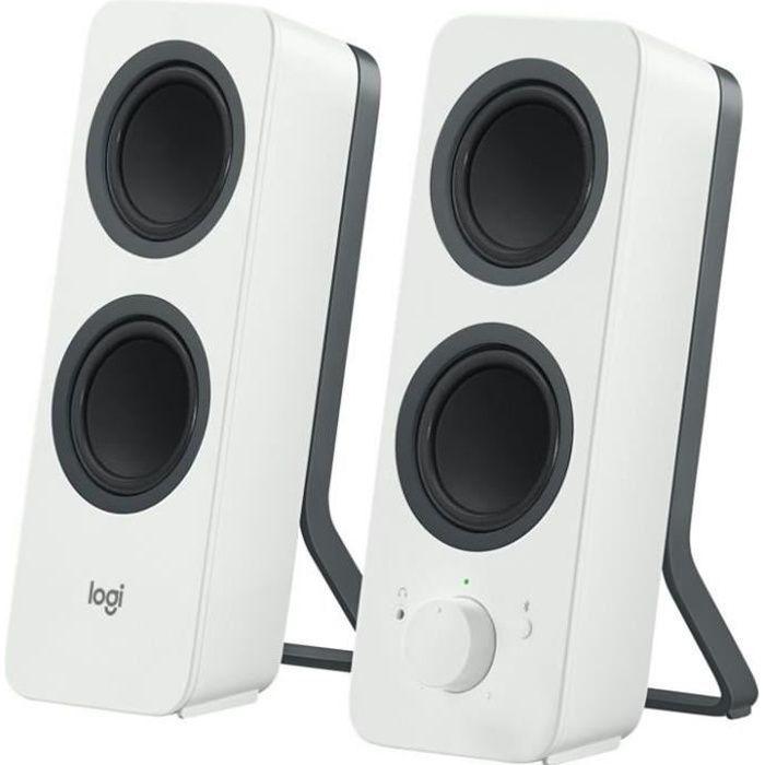 Logitech Z207 Blanc