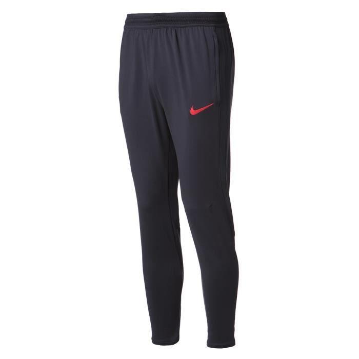NIKE Pantalon PSG TECH PANT 19 - Homme - Noir