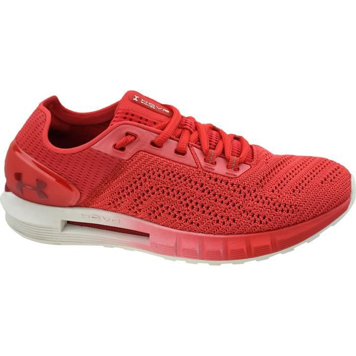 Under Armour Hovr Sonic 2 3021586-600 chaussures de running pour homme Rouge