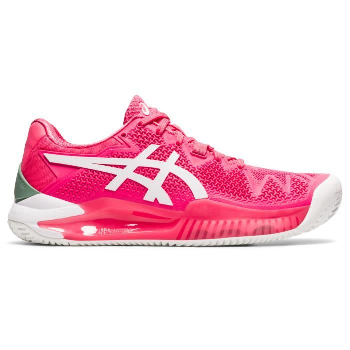 Chaussures de tennis femme Asics Gel-Resolution 8 Clay