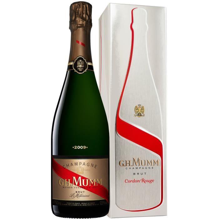 Mumm Champagne Brut Millésimé 2009