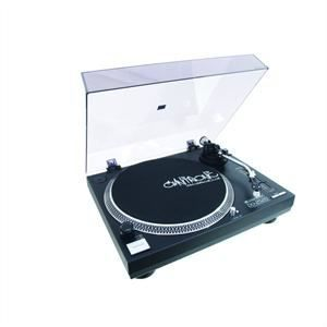 Tourne-disque USB HiFi Omnitronic DD2520 turntable