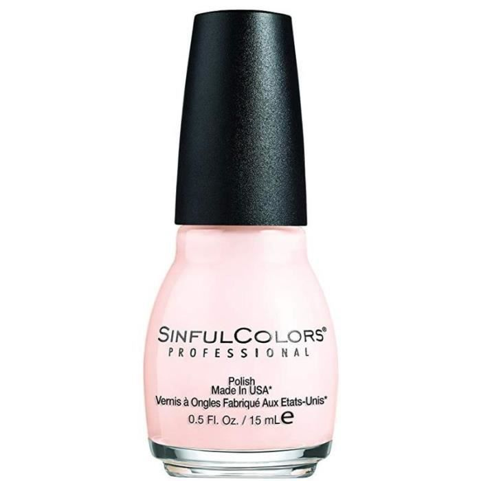 SINFUL Vernis à ongles n°300 Easy Going - 15 ml
