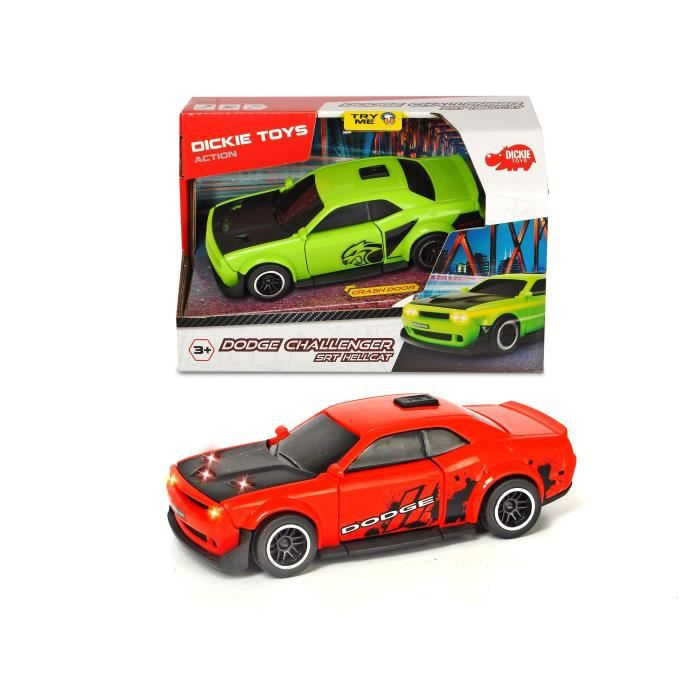 DICKIE TOYS Dodge Hellcat