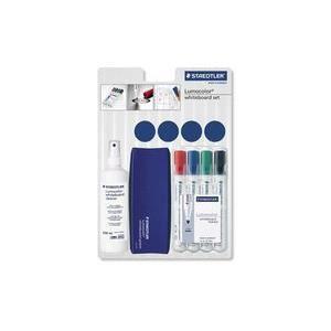 STAEDTLER kit de marqueurs Lumocolor pour table…