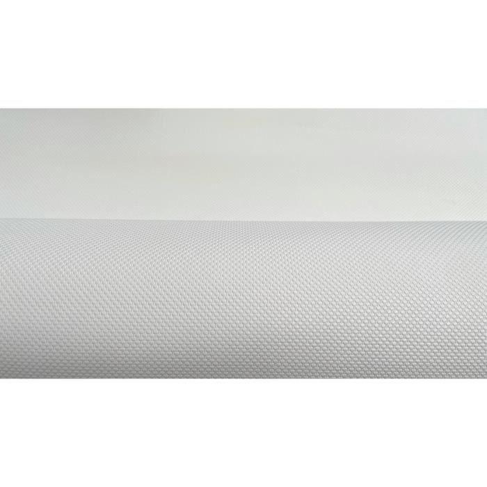 Protège table super mousse - 2 mm d'épaisseur vendu au mètre - Largeur 137 cm - Roulé sur tube (sans plis)