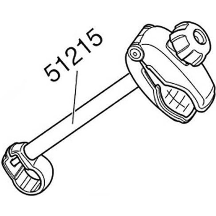 Porte vélos et porte skis Accessoires porte-vélos, skis, navigation, bagages Thule Medium Bike Arm 941 Without Lock