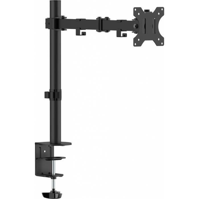 Vision VFM-DP2B support d'écran plat pour bureau 81,3 cm (32-) Pince Noir
