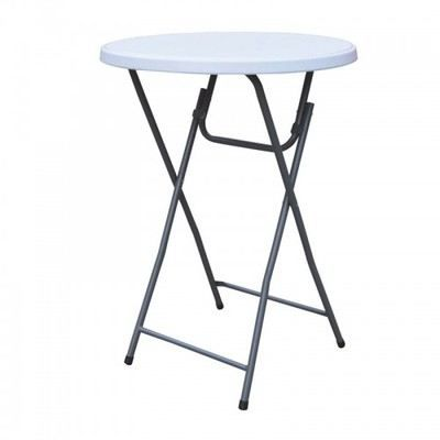 Table de bar pliante haute mange debout - Achat / Vente table de ...