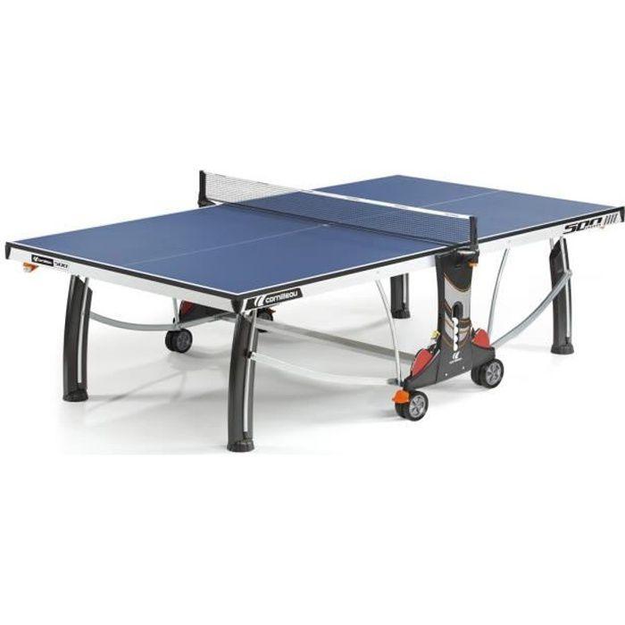 TABLE TENNIS DE TABLE CORNILLEAU Table de Ping-Pong 500 Indoor