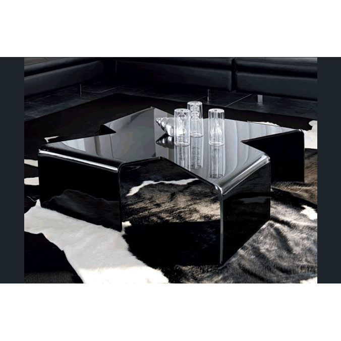 Table basse design en verre tremp achat vente table basse table basse de - Table basse design en verre trempe ...